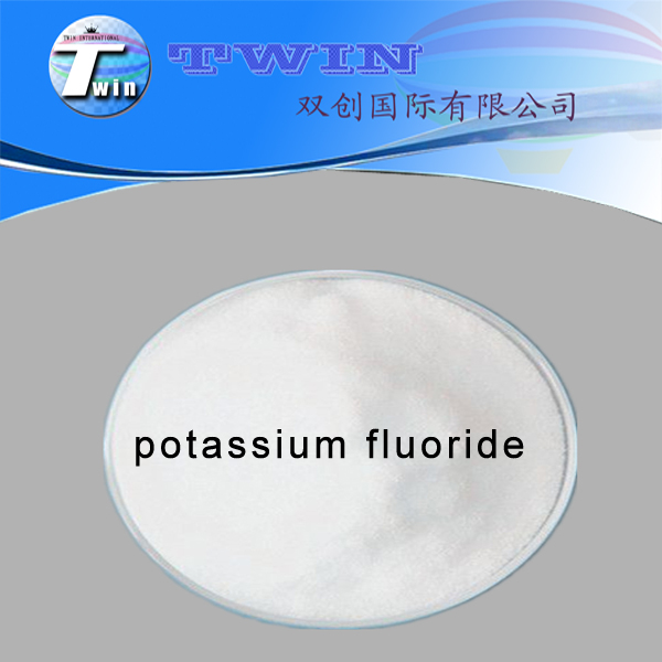 High purity Potassium Fluoride Anhydrous CAS: 7789-23-3