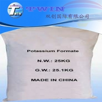 fluid in oil field HCOOK Potassium Formate