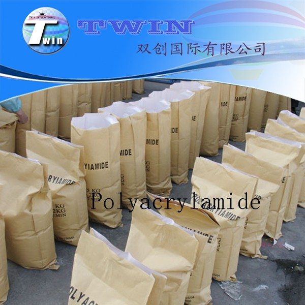 Cationic polyacrylamide for water treatment PAM