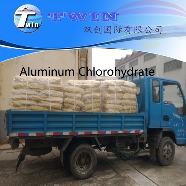Daily-chem grade Aluminum Chlorohydrate (solid)