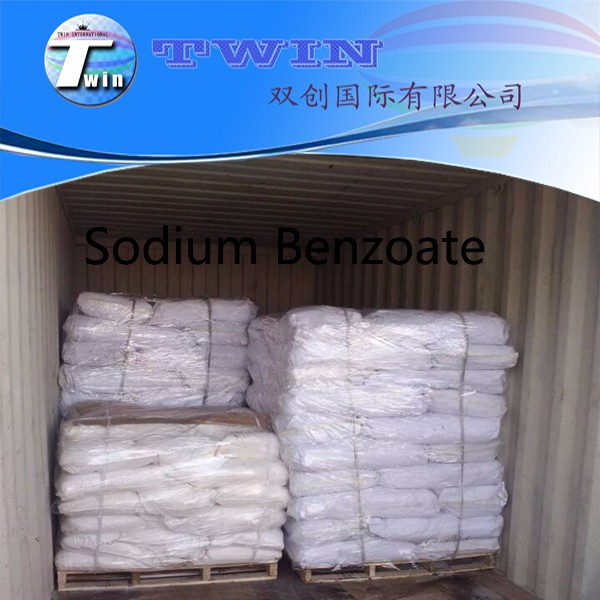 food grade Sodium Benzoate for additives and preservative